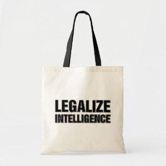 Legalize Intelligence bag