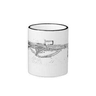 Legalize It: Machine Gun Mug