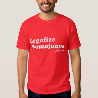 Legalize Mamajuana T-Shirt