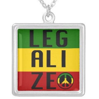 Legalize necklace