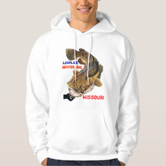 Legalize noodling Hoody