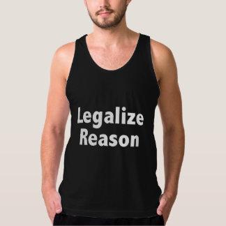 Legalize Reason Tanktop