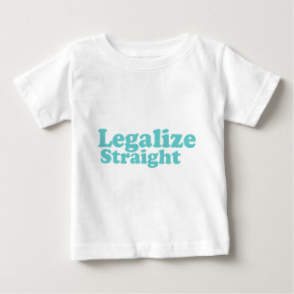 Legalize straight blue baby T-Shirt