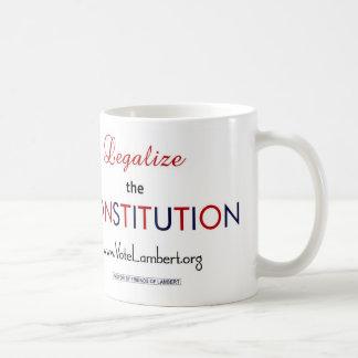 Legalize The Constitution Mug