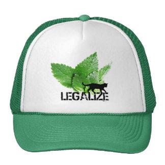 LEGALIZE TRUCKER HAT