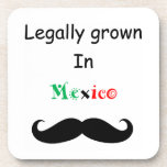 Legally Grown Coaster