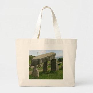 Legananny Dolman In Ireland Large Tote Bag