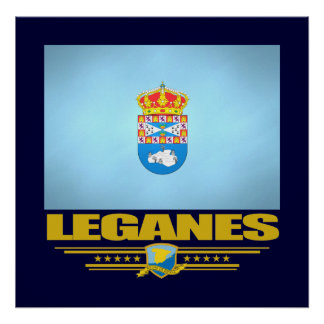 Leganes Poster