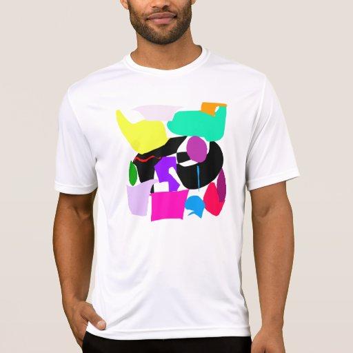 Legend Black Ponds Colors Clouds Artificial T Shirts