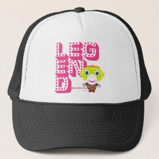 Legend-Cute Monkey-Morocko Trucker Hat