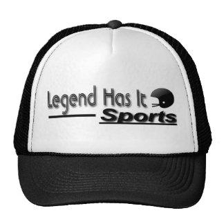 Legend Has It Sports Trucker Hat