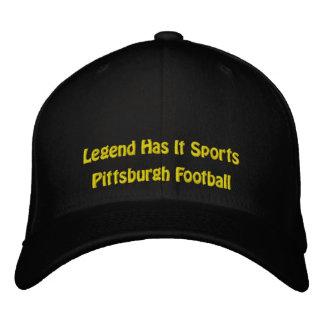 Legend Has It Sports/Pittsburgh Football Baseball Cap