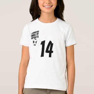 Legend Has It Sports - Soccer T-Shirt