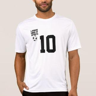 Legend Has It Sports Soccer T-Shirt
