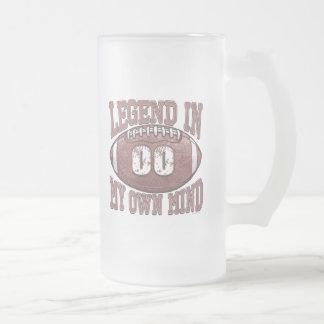 Legend in My Own Mind 00 Football Gear Mugs