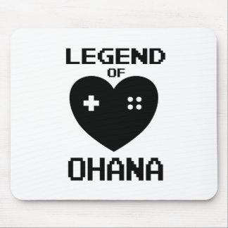 Legend of Ohana Mouse Pad