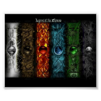 Legend of the Chimera poster