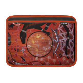 Legend of the Goanna Computer Cover Sleeves For MacBook Air