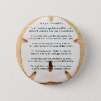 Legend of the Sand Dollar Button