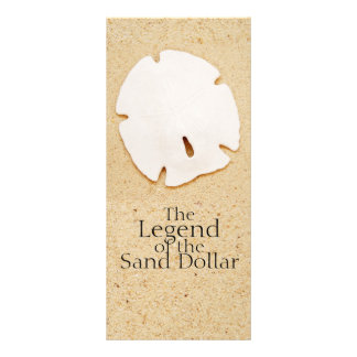 Legend of the Sand Dollar Rack Card