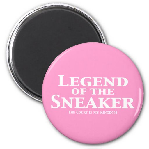 Legend of the Sneaker Gifts Refrigerator Magnet