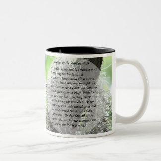 Legend of the Spanish Moss Coffee Mug