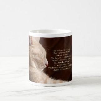 Legend of the Sphynx Coffee Mug