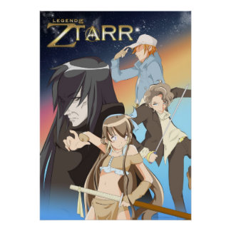 Legend of the Ztarr Poster