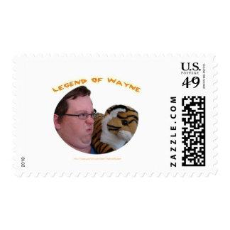 Legend of Wayne + Garfunkel Postage