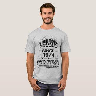 LEGEND SINCE 1974 T-Shirt