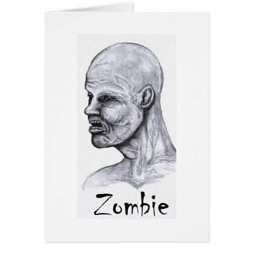 Legend Zombie Card