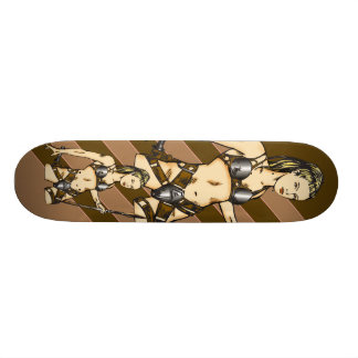Legendary Amazon Women Skateboard Decks