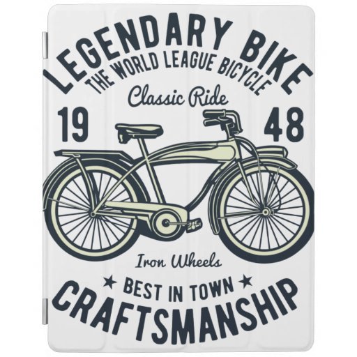 legendary bike iPad smart cover