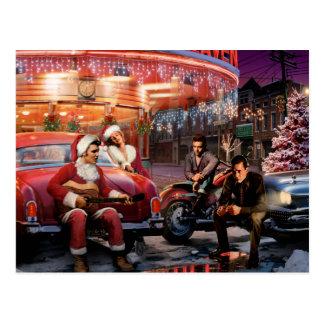 Legendary Christmas Postcard