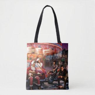 Legendary Christmas Tote Bag