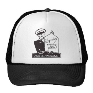 Legendary Cleaners Trucker Hat