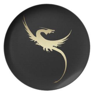 Legendary Dragon Plate