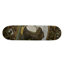 Legendary Flight Penguin Skateboard Deck