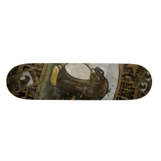 Legendary Flight Penguin Skateboard Deck