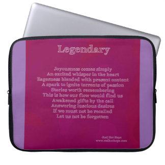 Legendary Laptop Sleeve