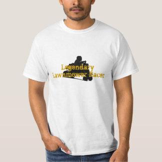 Legendary Lawnmower Racer Shirt
