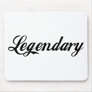 Legendary Legend Mouse Pad