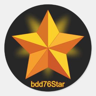 Legendary Star bdd76Star Stickers
