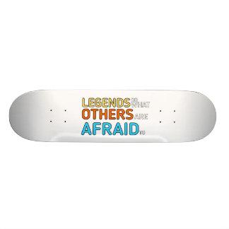 Legends + Colors Skate Skateboard