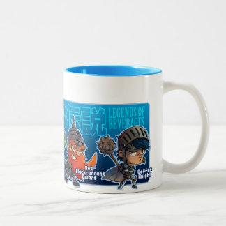 Legends of Beverages Super RPG Mug