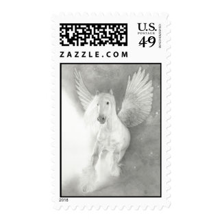 LEGENDS of EQUUS - Thunder in the Heavens Stamp