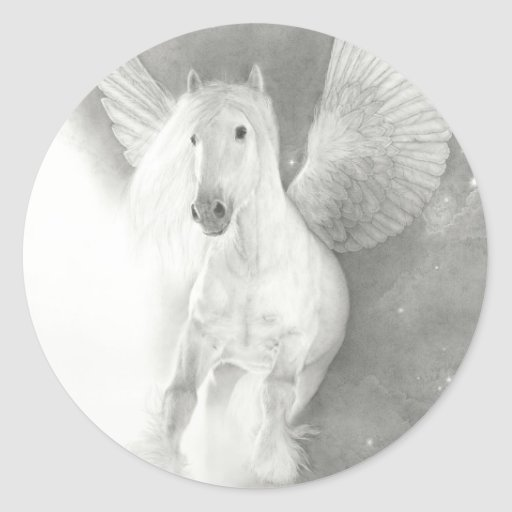 LEGENDS of EQUUS - Thunder in the Heavens Sticker