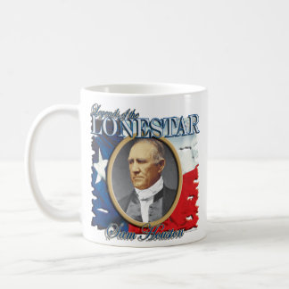 Legends of the Lonestar Sam Houston Mug