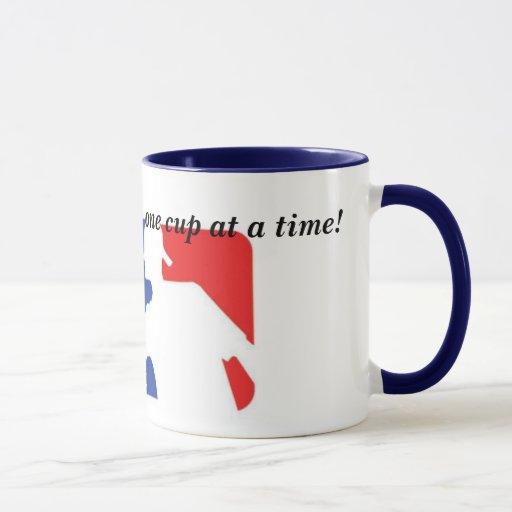 LegendsAreBorn Mug