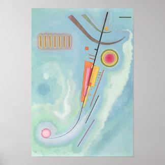 Leger, Abstract Art, 1930 Poster